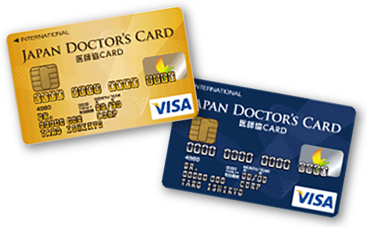 JAPAN DOCTOR'S CARD